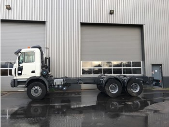 ASTRA HD8 6438 6x4 Chassis Cabine new unused! - chassis vrachtwagen