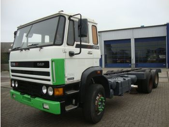 DAF 2700ATI STEELSPRINGS - chassis vrachtwagen