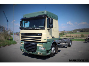 DAF XF105.410 4x2  - chassis vrachtwagen