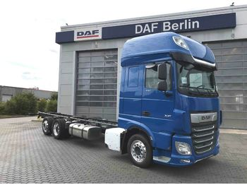 DAF XF 530 FAN SSC, Low Deck, MX Engine Brake, EURO  - chassis vrachtwagen
