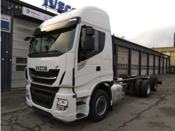 IVECO STRALIS XP AS260S48-E6C C11 - chassis vrachtwagen