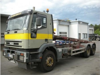 Iveco 260 E 37 6X4 CHASSIE 15 000 EUR - chassis vrachtwagen