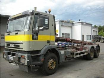 Chassis vrachtwagen Iveco 260 E 37 6X4 CHASSIS