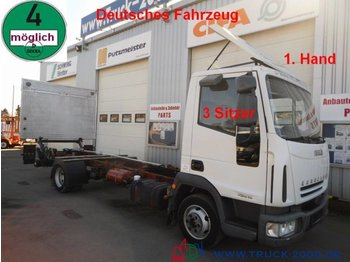 Iveco 75E15 EuroCargo LBW*1.Hand*3 Sitzer  Tempomat - chassis vrachtwagen