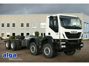 Iveco AD410T38H 8x4, Chassis, Kabine  - chassis vrachtwagen