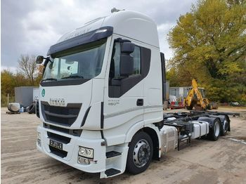 Chassis vrachtwagen Iveco AS260S46 E6