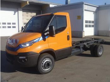 Iveco IVECO DAILY 72C14 CNG 4X2 - chassis vrachtwagen