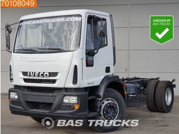 Chassis vrachtwagen Iveco ML180E28 4X2 Manual Steelsuspension Euro 3