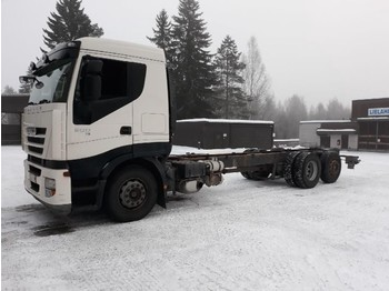 Iveco STRALIS 260S50 EURO4 - chassis vrachtwagen
