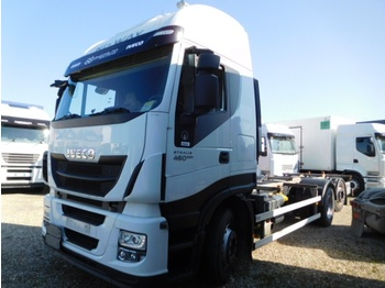 Iveco Stralis STRAIS 460 - chassis vrachtwagen