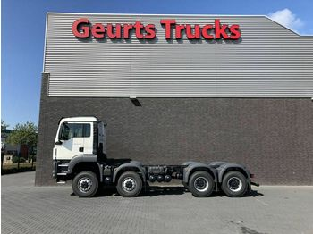 MAN TGS 41 440 8X8 TIPPER CHASSIS UNUSED  - chassis vrachtwagen