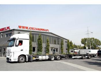 Nieuw Chassis Vrachtwagen Mercedes Benz Zetros 1833 A Te Koop Bij