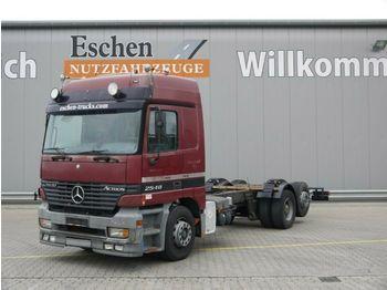 Chassis vrachtwagen Mercedes-Benz 2548 L, Klima, Retarder, Bl/Lu