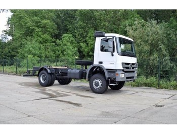 Chassis vrachtwagen Mercedes-Benz ACTROS 2031 4x4 CHASSIS CABIN
