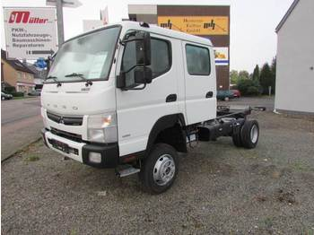 Mitsubishi Fuso Canter 6 C 18 D - 4x4 - chassis vrachtwagen