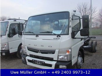 Mitsubishi Fuso Canter 9 C 18 - 6 t. Nutzlast  - chassis vrachtwagen