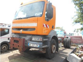 Chassis vrachtwagen Renault Kerax 260
