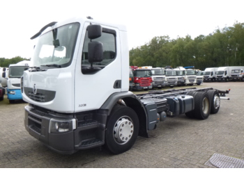 Chassis vrachtwagen Renault Premium 320.26 dxi 6x2 chassis