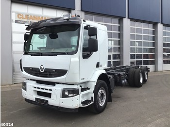 Chassis vrachtwagen Renault Premium 340 DXI Chassis