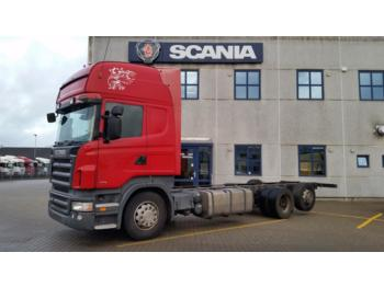 SCANIA R420 - chassis vrachtwagen