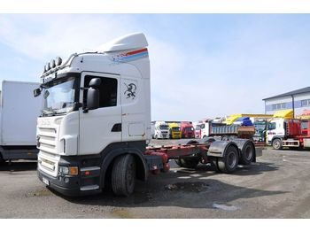 Chassis vrachtwagen SCANIA R500 6X2