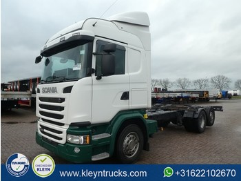 Chassis vrachtwagen Scania G450 hl 6x2*4 ret. wb 470
