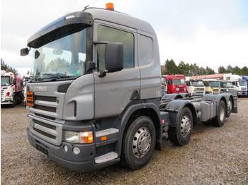 Scania P400 8x2*6 ADR Chassis Euro 5 - chassis vrachtwagen