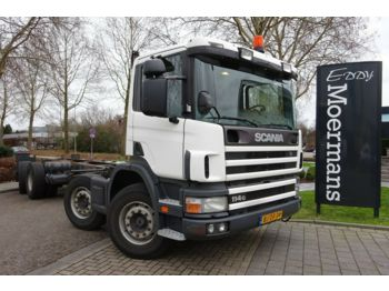 Chassis vrachtwagen Scania P 114G 340 8x2*6 Fahrgestell