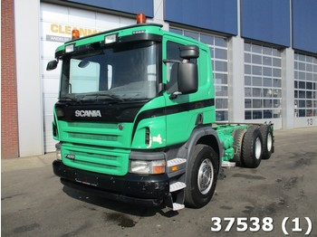 Chassis vrachtwagen Scania P 400 6x4 Euro 5