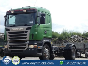 Scania R440 manual gearbox - chassis vrachtwagen