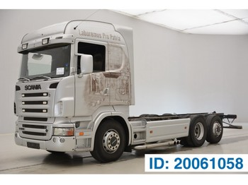 Chassis vrachtwagen Scania R500 - 6x2