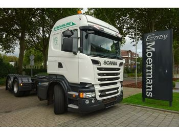 Chassis vrachtwagen Scania R500 High-Streamline 6x2 Chassis: afbeelding 1