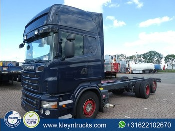 Chassis vrachtwagen Scania R500 tl ret. wb 510
