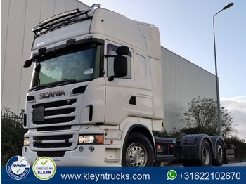 Chassis vrachtwagen Scania R560 tl 6x2 v8