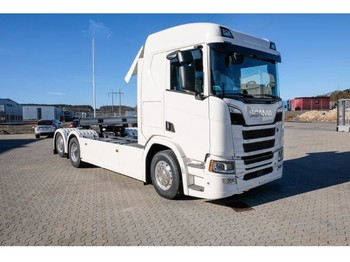 Scania R580 6x2*4 4550mm - chassis vrachtwagen