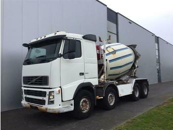 Volvo FH16.550 8X4 MIXER FULL STEEL MANUAL EURO 3  - chassis vrachtwagen