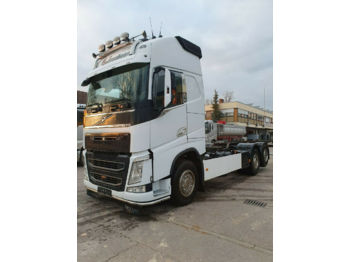 Chassis vrachtwagen Volvo FH 4  460 Globe XL  6X2  BDF  E6  ACC Chassis