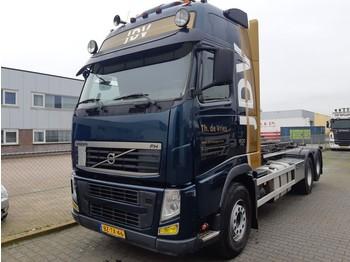 Chassis vrachtwagen Volvo FH 500 GT XL EEV 6X2