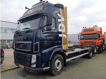Chassis vrachtwagen Volvo FH 500 GT XL EEV 6X2 Manual