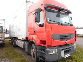 Containertransporter/ wissellaadbak vrachtwagen Renault Premium 450 DXI
