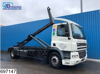 Haakarmsysteem vrachtwagen DAF 85 CF 340 Manual, Guima hooklift container system