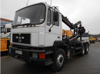 Haakarmsysteem vrachtwagen MAN 33.322
