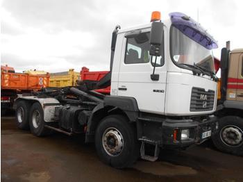 Haakarmsysteem vrachtwagen MAN F2000 27.314