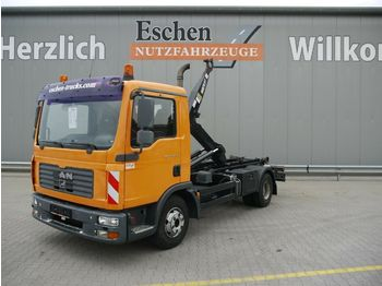 Haakarmsysteem vrachtwagen MAN TGL 12.240 4x2BL*Multilift XR 8S 4150*3Sitze*AHK