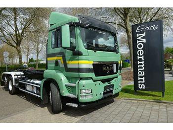 Haakarmsysteem vrachtwagen MAN TGS 26.480 6x2-2 Abroller