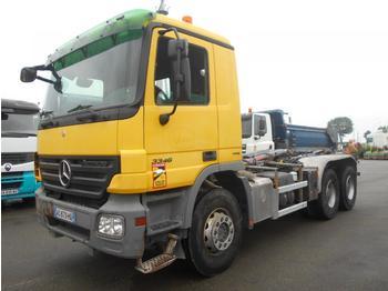 Haakarmsysteem vrachtwagen Mercedes Actros 3346