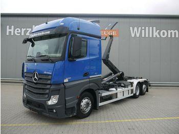 Haakarmsysteem vrachtwagen Mercedes-Benz 2551 LL Actros*Meiller RK 20.70*BigSpace*Lenk
