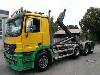 Haakarmsysteem vrachtwagen Mercedes-Benz 3858 BB 8X4 Abroll schwere lange Ausführung
