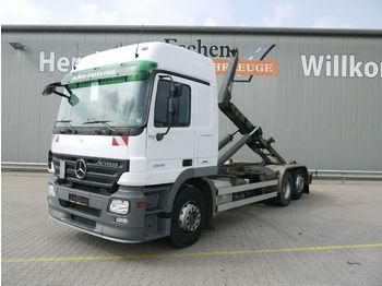 Haakarmsysteem vrachtwagen Mercedes-Benz Actros 2541 6x2 MP2*Meiller RK20.65*Retarder*AC