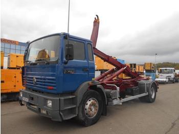 Haakarmsysteem vrachtwagen Renault G 230 TI